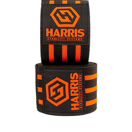 True Elite Knee Wraps