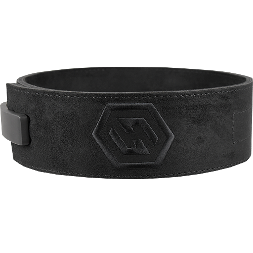 10mm STEALTH Black Lever Belt