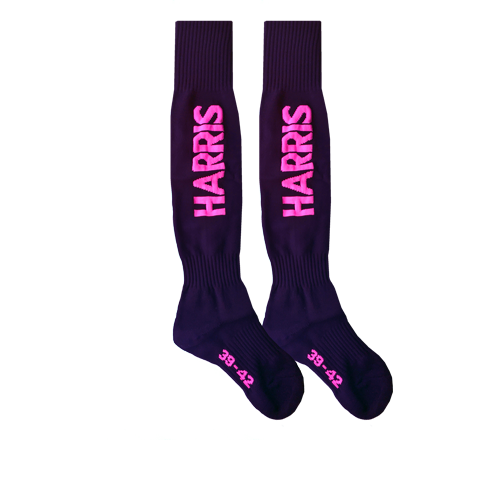 Harris Deadlift Socks - Pink