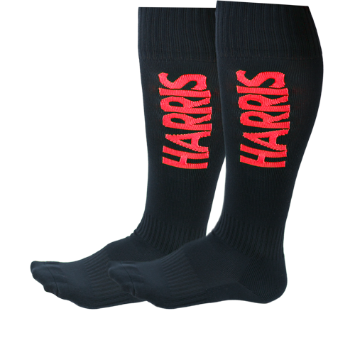 Harris Deadlift Socks - Red