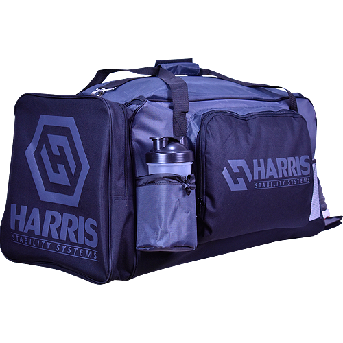 Harris Jumbo Gym Bag - Grey