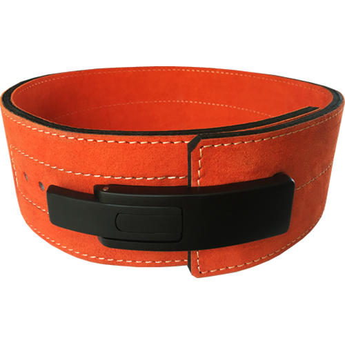 10mm Orange Lever Belt